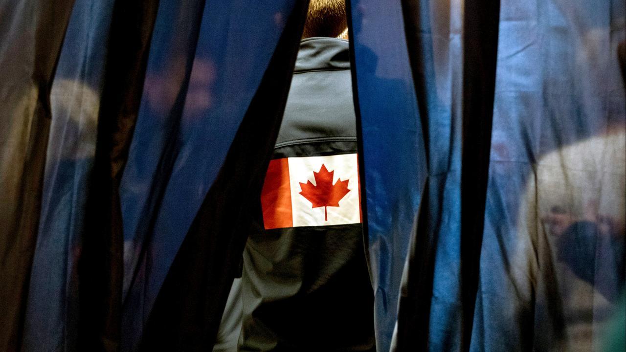 Wahlen Kanada