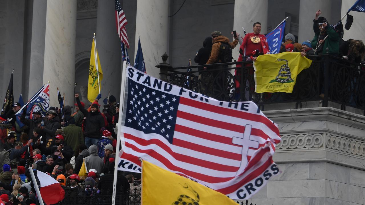 Sturm aufs Kapitol: Amerikas neues Datum der Schande