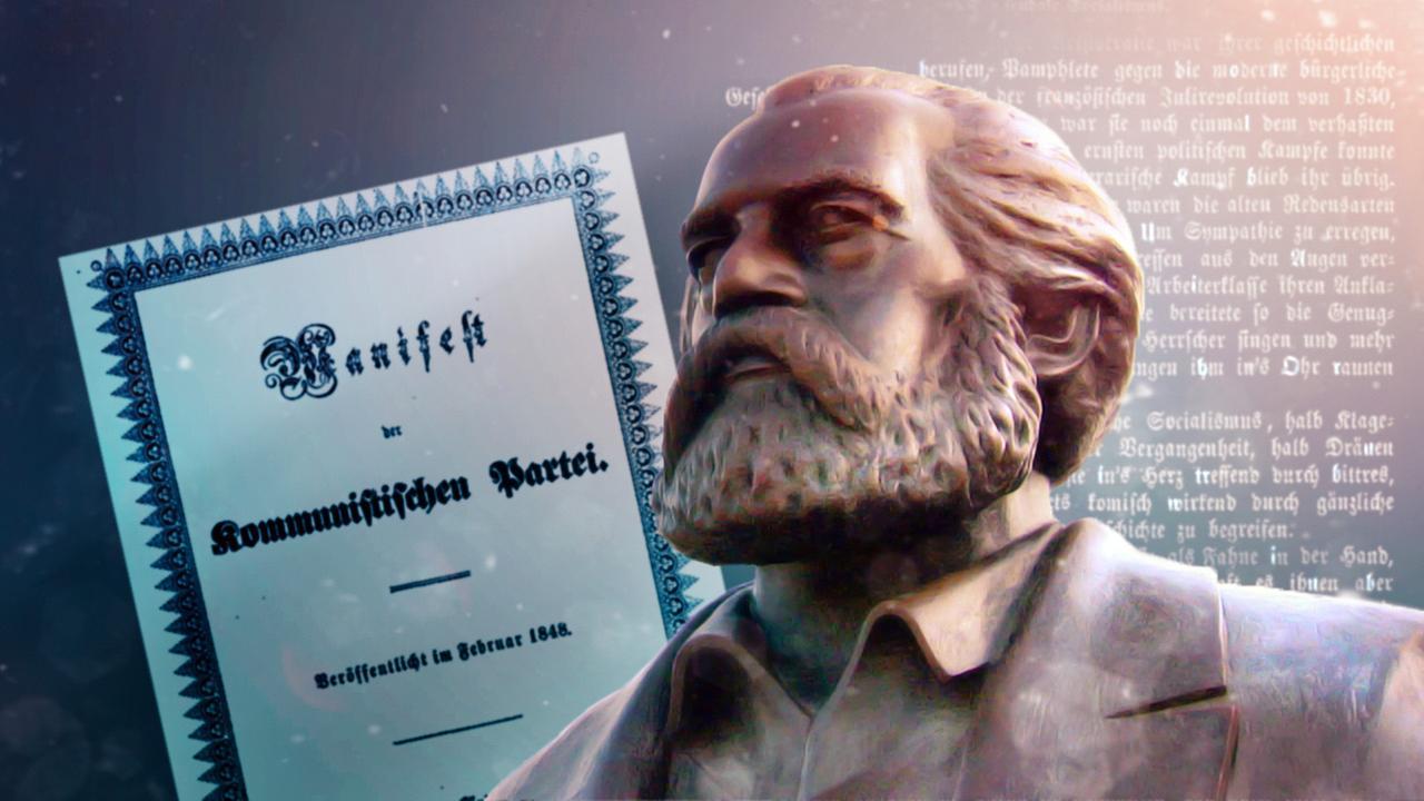 Karl Marx und das Kommunistische Manifest - ZDFmediathek