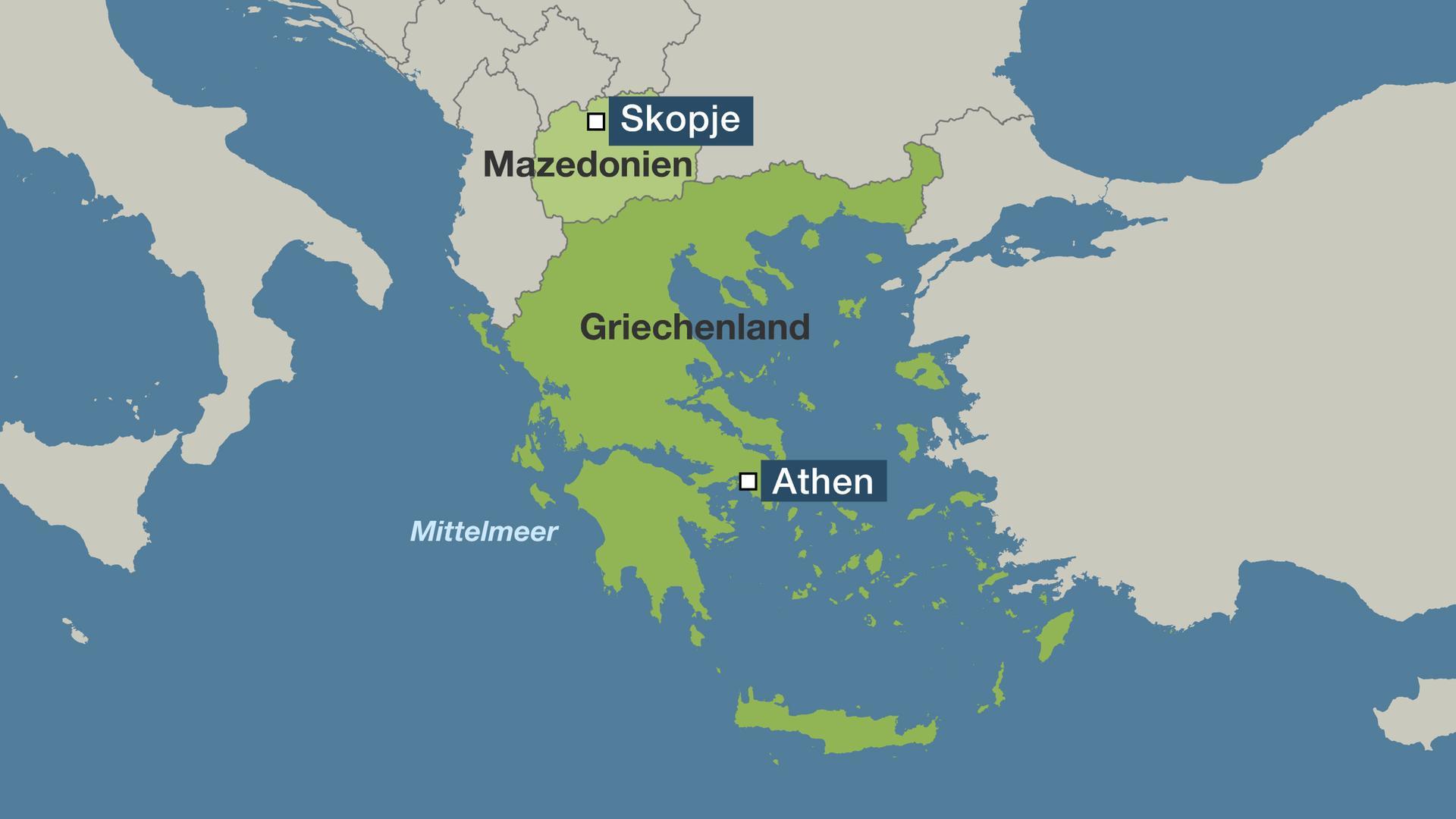 Grüne Karte Mazedonien.Mögliche Beitrittsverhandlungen Albanien Und Mazedonien In Der Eu