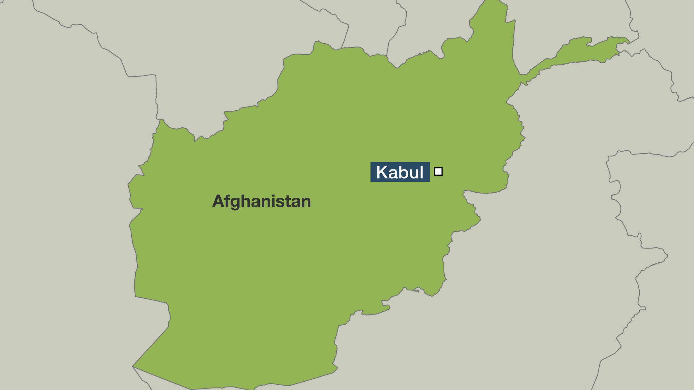 Karte Afghanistan Provinzen.Angriff Auf Schiiten Moschee Mindestens 25 Tote In