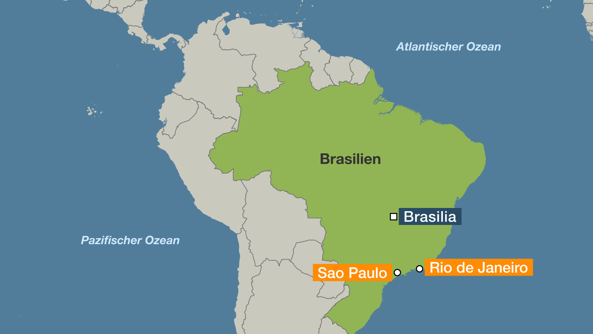 karte brasilien Präsidentenwahl: Sieben Fakten über Brasilien   ZDFmediathek