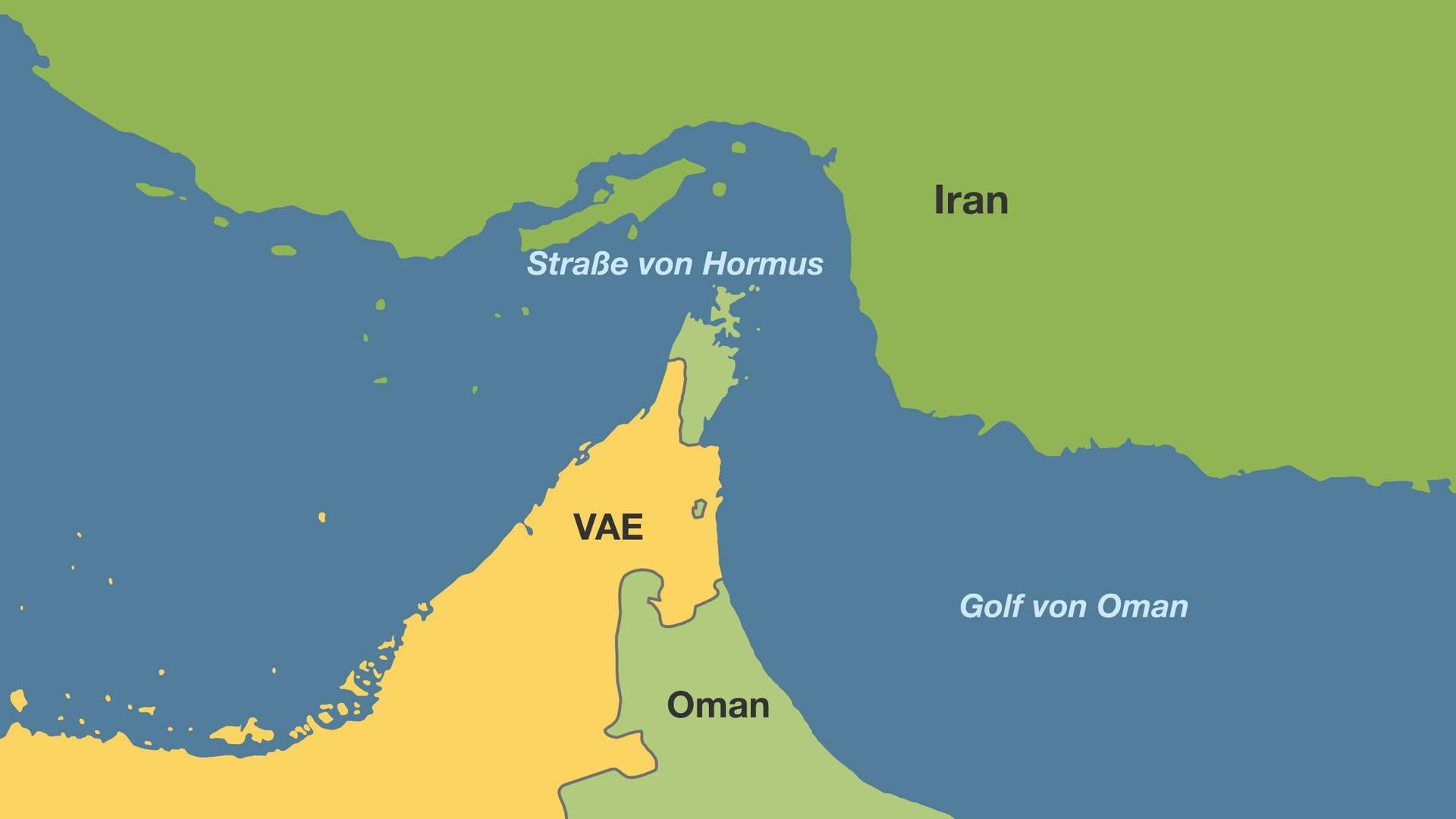 Meerenge Von Gibraltar Karte.Britische Regierung Iran Beschlagnahmt Zweiten Tanker In