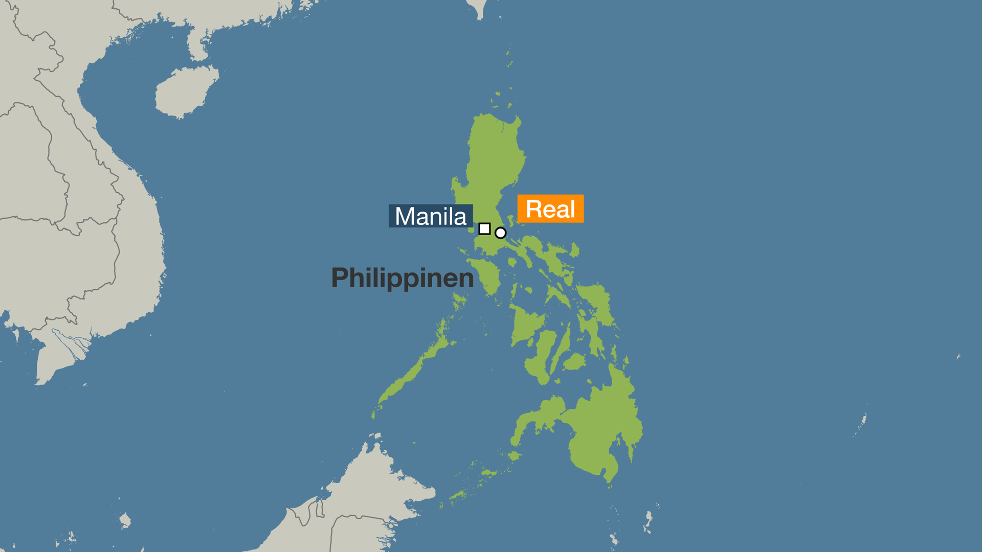 Karte Philippinen.Philippinische Behörden Heben Tsunami Warnung Auf Zdfmediathek