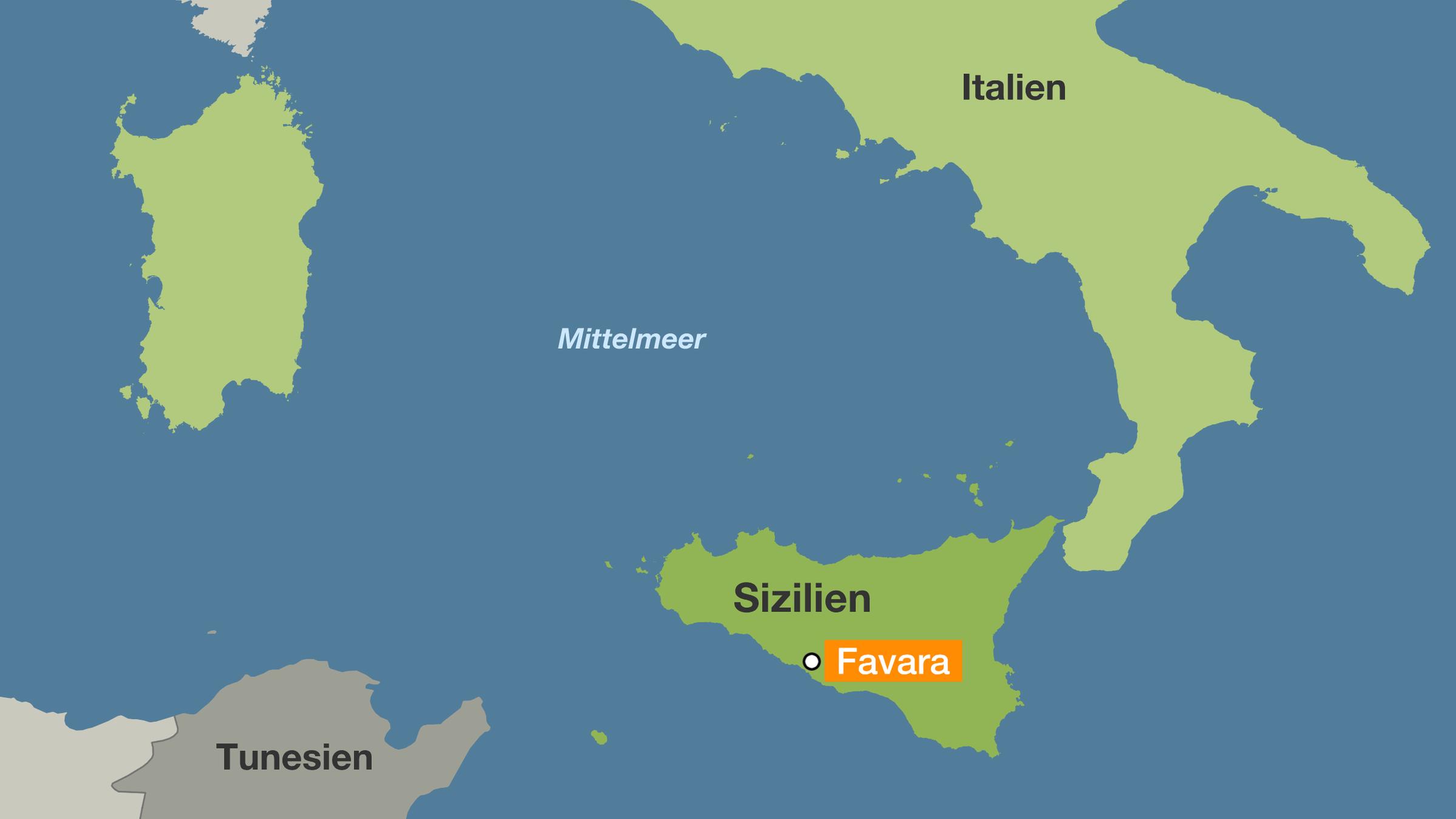 Bildergebnis für favara sizilien