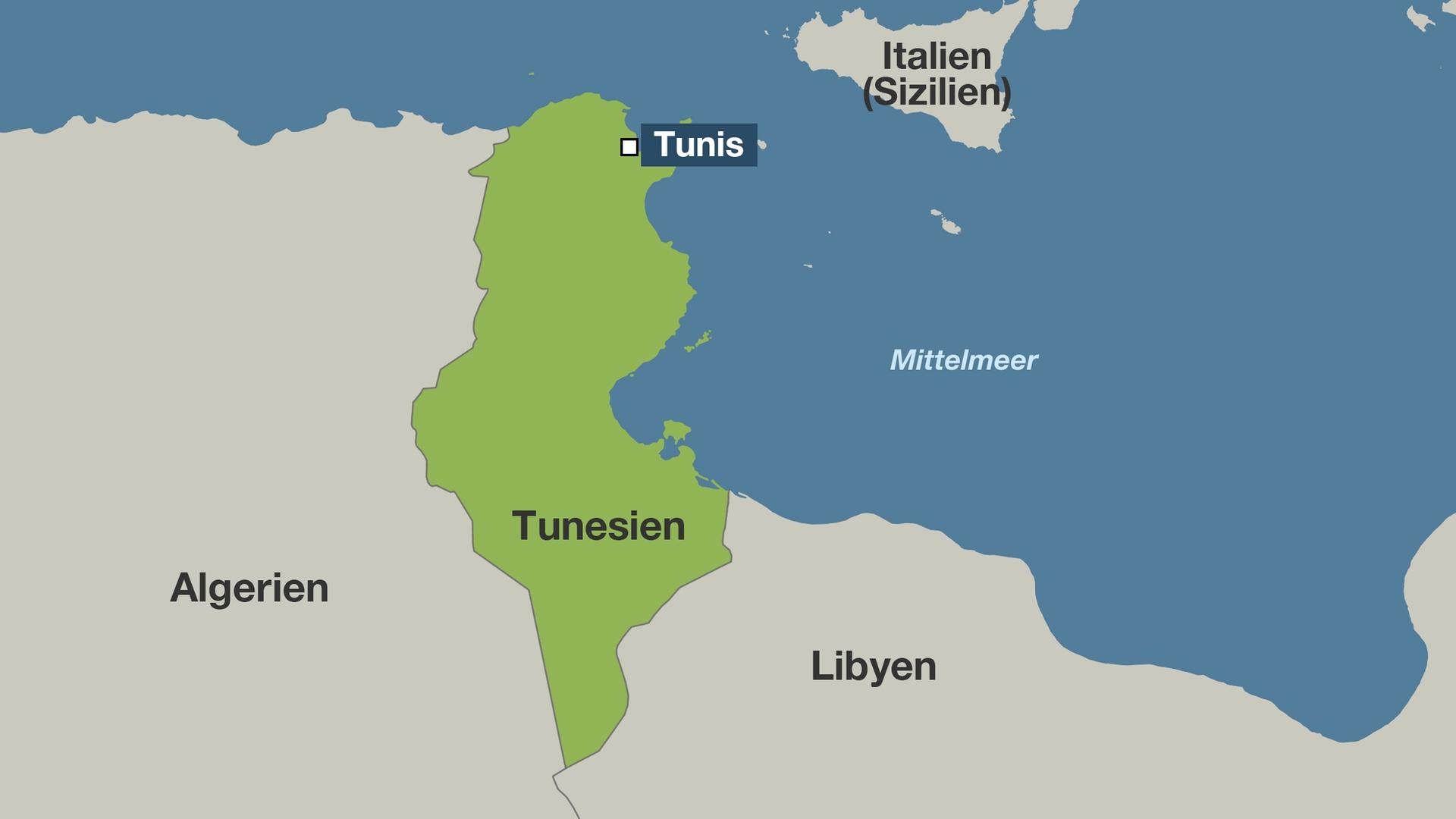 Tunesien Karte Welt.Nach Terroranschlägen Der Tourismus Kehrt Nach Tunesien Zurück