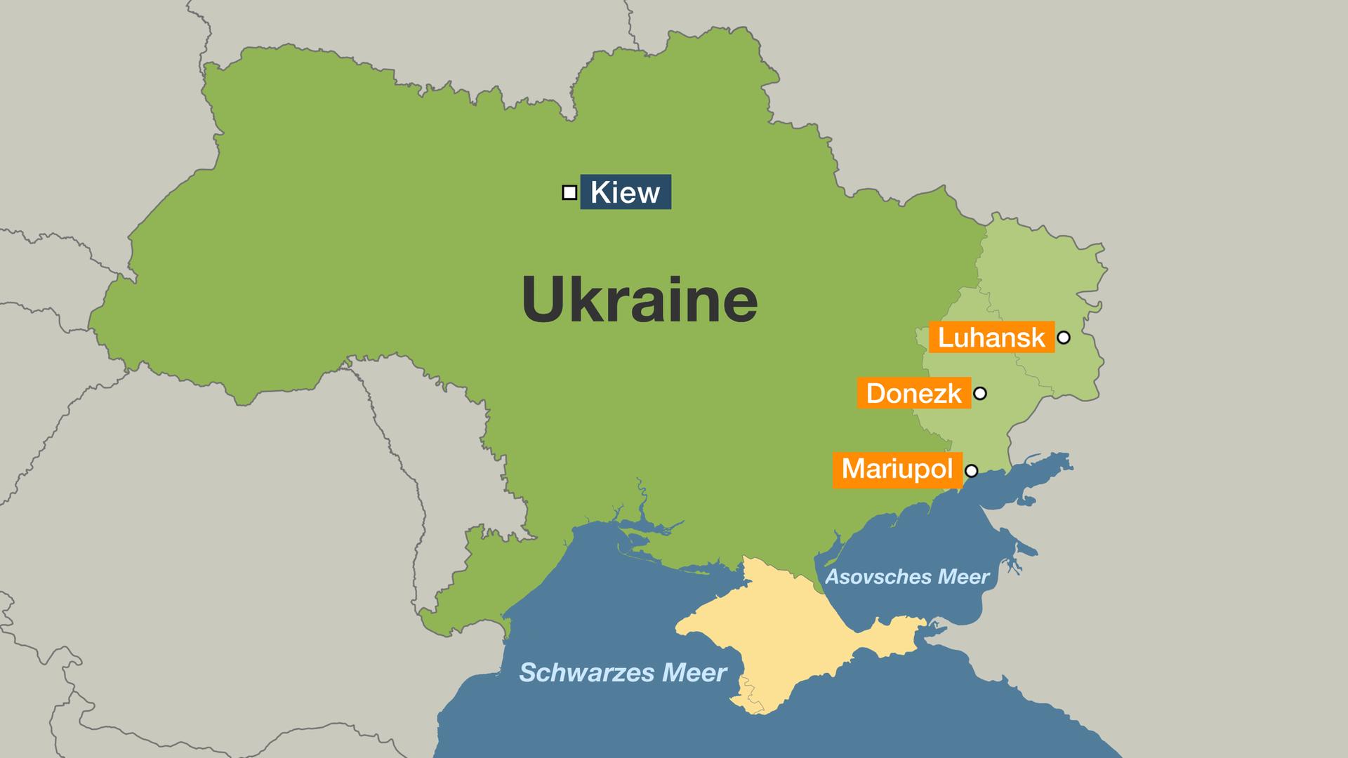 """Jetzt noch Ukrainer! Neue """"Bereicherung"""" oder Nutzen für Deutschland?"""