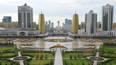 Zdfinfo - Kasachstan - Größenwahn Und Krise