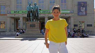 Aspekte - Die Kultursendung Im Zdf - Aspekte - On Tour In Thüringen