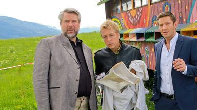 Die Rosenheim-cops - Die Rosenheim-cops: Kein Honigschlecken