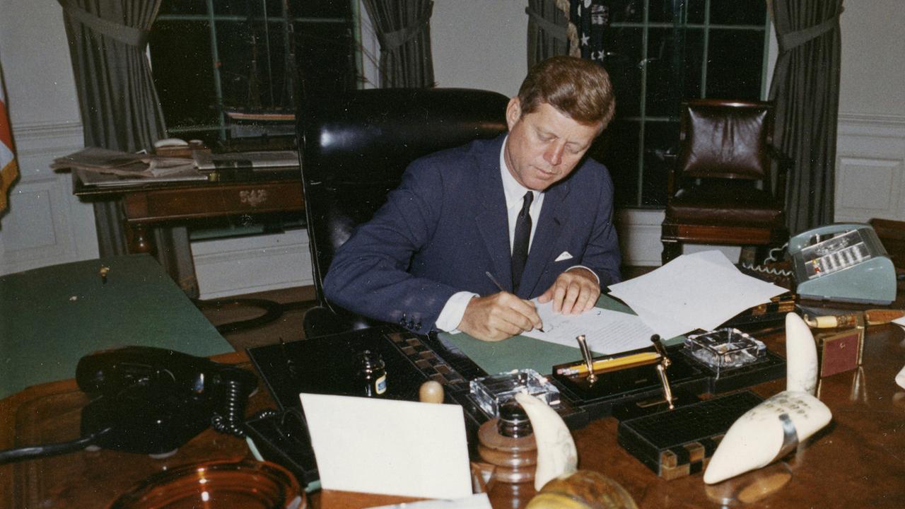 Kennedy-Mord: Trump: Alle Akten werden freigegeben