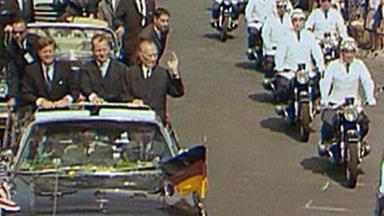 """""""Ich bin ein Berliner"""" - JFK in Berlin"""