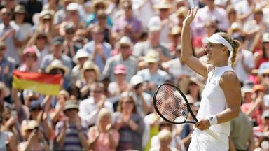 Zdf Sportextra - Jetzt: Angelique Kerber - Serena Williams Live