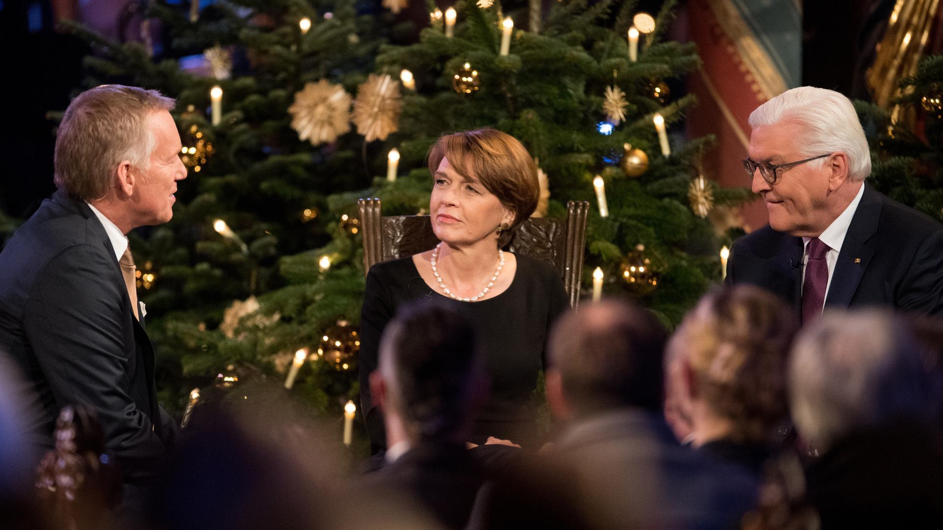 Weihnachten mit dem Bundespräsidenten - ZDFmediathek