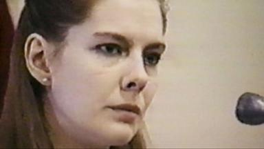 Zdfinfo - Killing For Love – Der Fall Jens Söring: Der Verrat