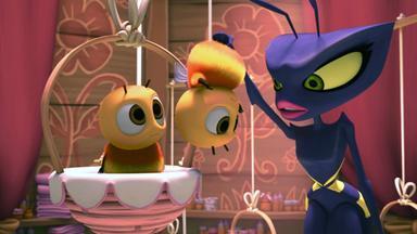 Kleine Lustige Krabbler - Kleine Lustige Krabbler: Kindermädchen Wendy