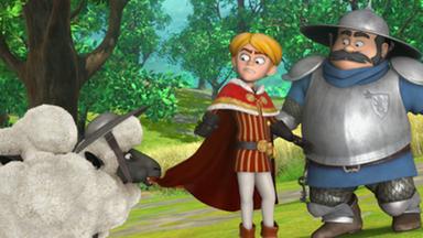 Robin Hood - Schlitzohr Von Sherwood - Robin Hood: Kinderspiel