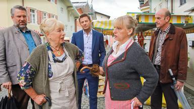 Die Rosenheim-cops - Die Rosenheim-cops: Klappe Zu, Marktfrau Tot