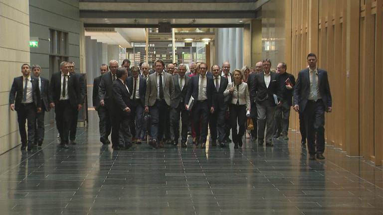 Verhandlungsführer Union