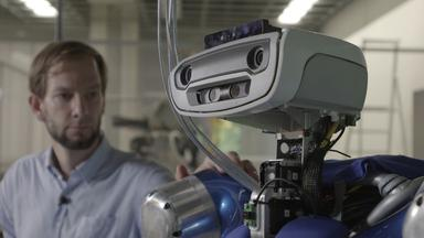 Zdfinfo - Kollege Roboter - Jobkiller Oder Chance?