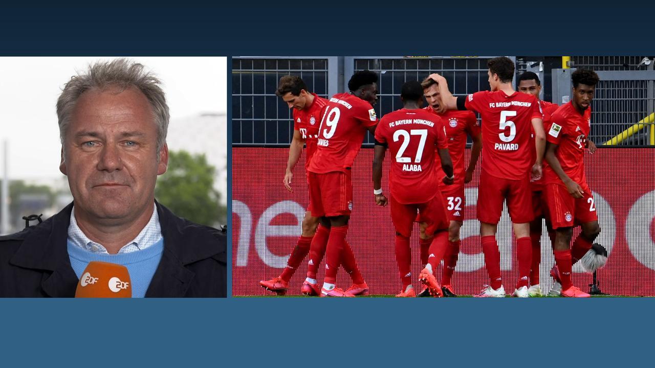 Zdf Bayern Dortmund