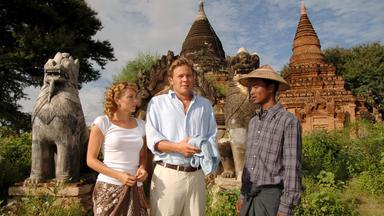 Das Traumschiff - Kreuzfahrt Ins Glück: Hochzeitsreise Nach Burma