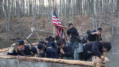 Zdfinfo - Krieg Um Amerika: Fredericksburg - Die Größte Schlacht