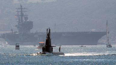 Zdfinfo - Kriegsschiffe - Tod Auf See: Ungleiche Gegner