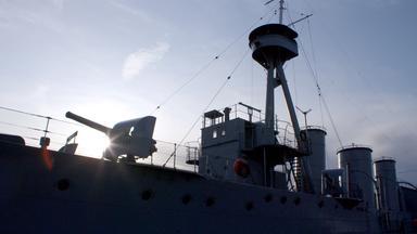 Zdfinfo - Kriegsschiffe - Tod Auf See: Stahlmonster
