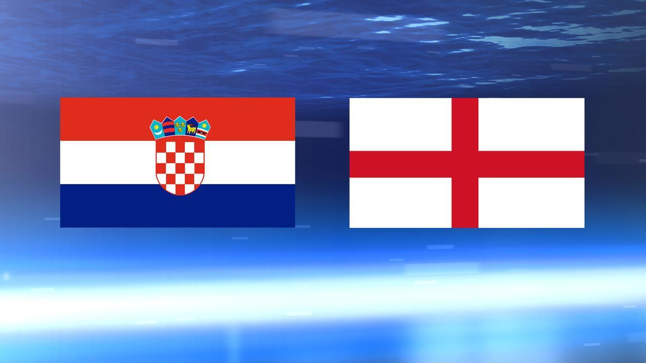England Kroatien Zdf
