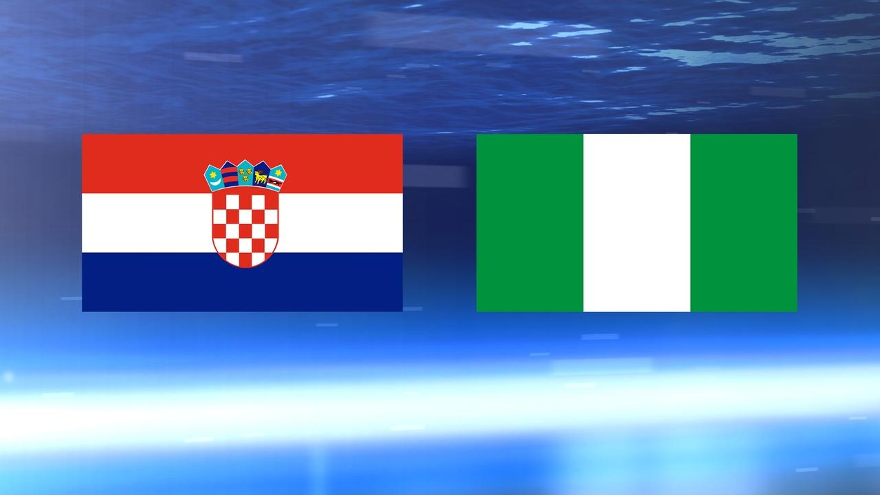 Gruppe D: Kroatien - Nigeria 2:0 | FIFA WM 2018