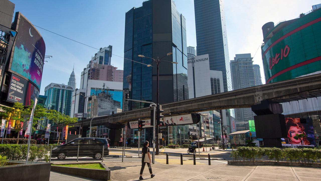 Mehr Corona-Fälle: Malaysia steht zum dritten Mal still