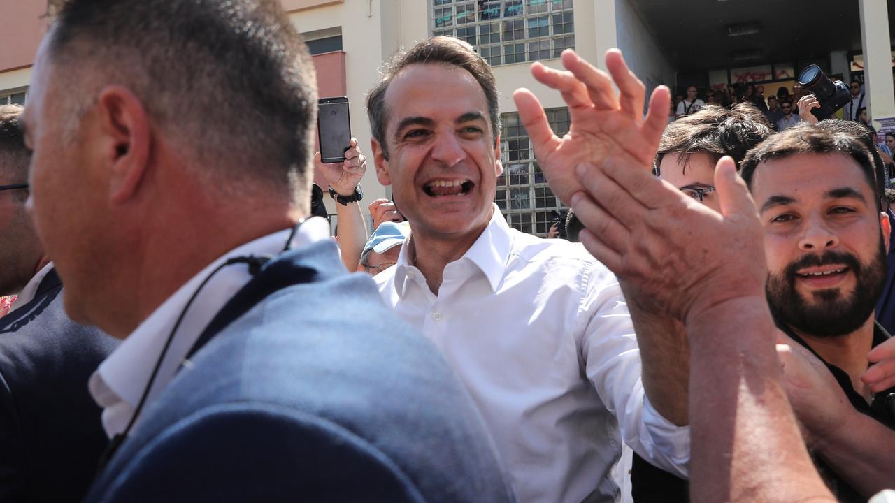 Nachrichten Heute Griechenland