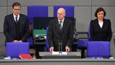 Bundestagspräsident Lammert
