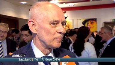 AfD-Kandidat Müller ist zuversichtlich