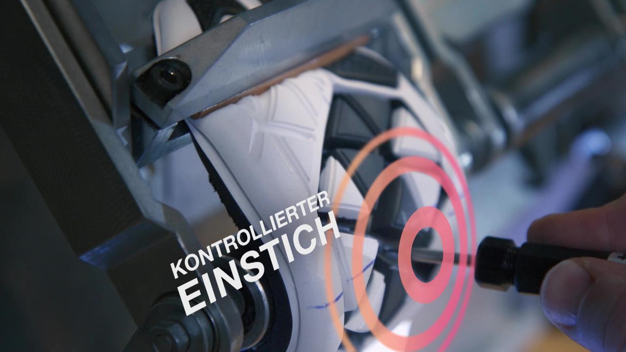 Der Laufschuh Test ZDFmediathek