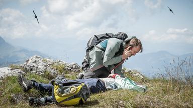 Der Bergdoktor - Lebendig Begraben (1)