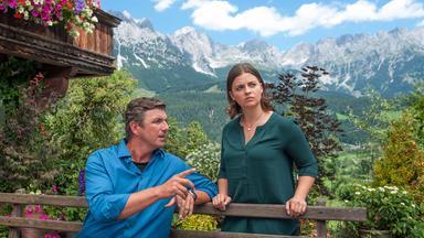 Der Bergdoktor - Der Bergdoktor: Lebensangst