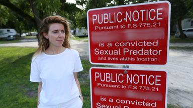 Zdfinfo - Lebenslang Im Abseits -sexualstraftäter In Den Usa
