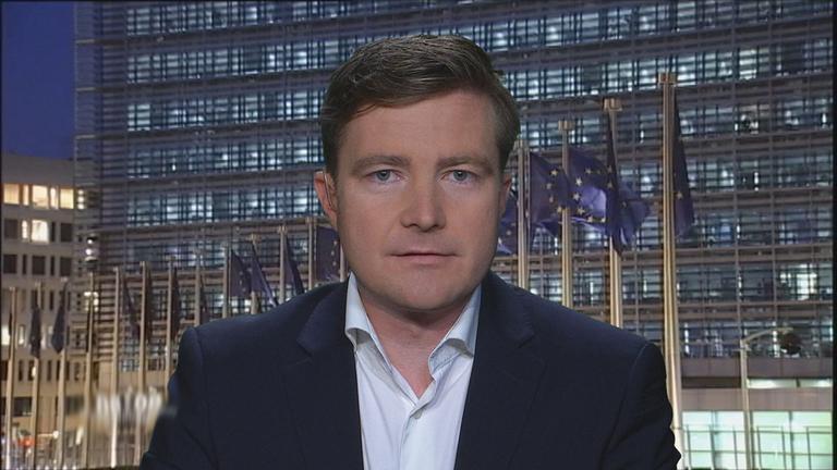 Stefan Leifert   in Brüssel