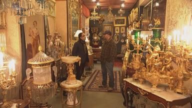 Kulturdokumentation - Les Puces - Der Größte Antiquitätenmarkt Der Welt