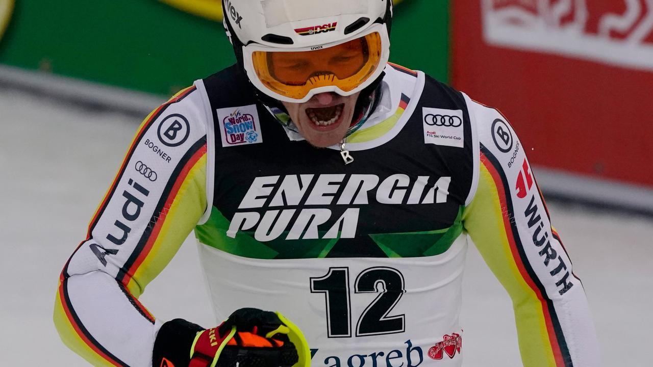 Ski Alpin | Slalom: Straßer gewinnt in Zagreb