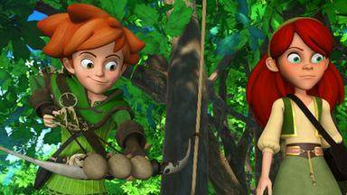 Robin Hood - Schlitzohr Von Sherwood - Robin Hood: Der Lockvogel