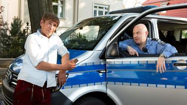 Löwenzahn - Löwenzahn: Polizei
