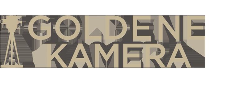 Die goldene Kamera gold