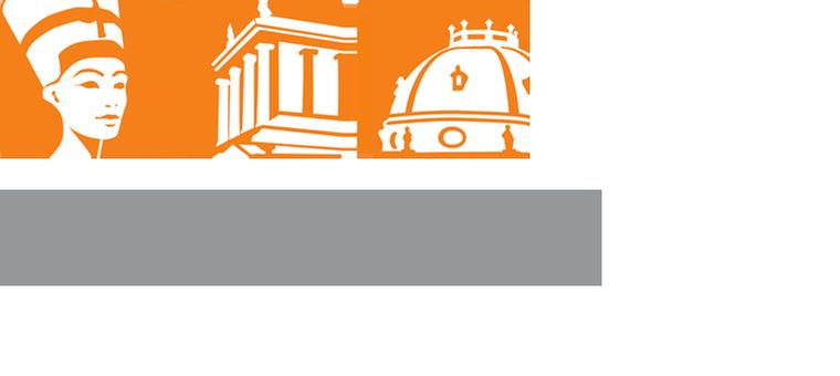 Jahrhundertprojekt Museumsinsel logo grey
