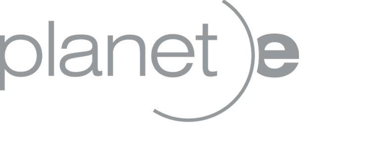 Logo planet e