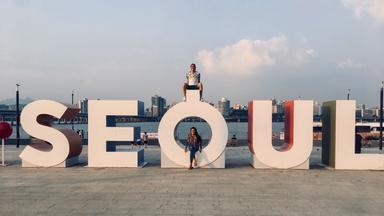 Das Erste Mal ... Asien! - Das Erste Mal ...! Asien: Louisa Und Philipp In Korea