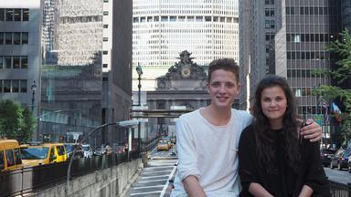 Das Erste Mal ... Usa! - Das Erste Mal ... Usa! - Louisa Und Philipp In New York