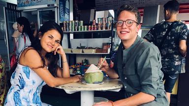 Das Erste Mal ... Asien! - Das Erste Mal ...! Asien: Louisa Und Philipp In Thailand